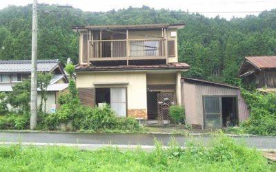 154:朽木市場 売買価格:350万円