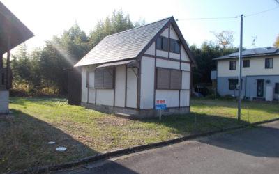 163:新旭町太田(倉庫付き土地) 売買価格:(商談中)